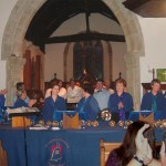 Chobham and Senlac Bells joint performance