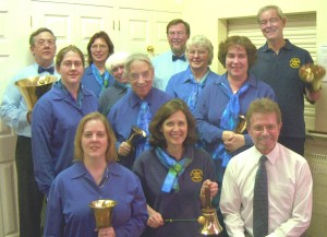 The team in March 2004